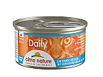 ALMO NATURE CAT DAILY MOUSSE MET TONIJN EN KABELJAUW (85 GRAM)
