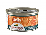 ALMO NATURE CAT DAILY MOUSSE MET TONIJN & KIP (85 GRAM)