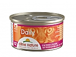 ALMO NATURE CAT DAILY MOUSSE MET TONIJN & ZALM (85 GRAM)