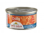 ALMO NATURE CAT DAILY MOUSSE MET OCEAANVIS (85 GRAM)