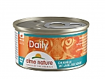 ALMO NATURE CAT DAILY MOUSSE MET LAM (85 GRAM)