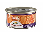 ALMO NATURE CAT DAILY MOUSSE MET KONIJN (85 GRAM)