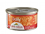 ALMO NATURE CAT DAILY CHUNKS MET RUND (85 GRAM)