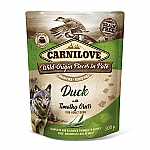 CARNILOVE INTO THE WILD DUCK WITH TIMOTHY GRASS (300 GRAM)