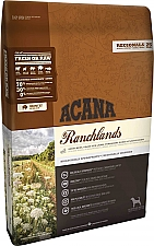 ACANA REGIONALS RANCHLANDS DOG (11,4 KG)