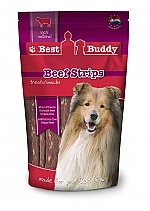 BEST BUDDY BEEF STRIPS (100 GRAM)