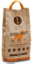 CELTIC CONNECTION CHICKEN & TURKEY (2,5 KG)