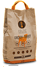 CELTIC CONNECTION CHICKEN & TURKEY (5,5 KG)