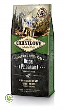 CARNILOVE INTO THE WILD  DUCK & PHEASANT ADULT (12 KG)