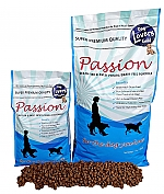 DOG LOVERS GOLD PASSION OCEAN FISH & SWEET POTATO (5 KG) nieuw