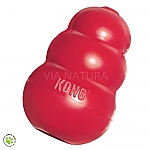 KONG TOY CLASSIC ROOD (SMALL)