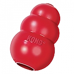 KONG TOY CLASSIC ROOD (MEDIUM)