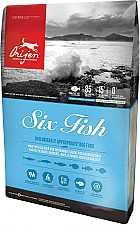 ORIJEN SIX FISH DOG (2 KG)