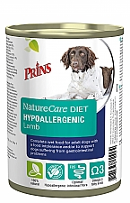 PRINS NATURECARE DIET DOG HYPOALLERGENIC LAMB 400 GRAM