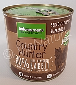 NATURES MENU COUNTRY HUNTER RABBIT (600 GRAM)