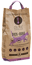 CELTIC CONNECTION CAT DUCK WITH QUAIL AND PHEASANT (2,5 KG)