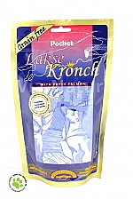 HENNE KRONCH ZALMSNACKS POCKET (175 GR)