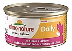 ALMO NATURE DAILY MOUSSE MET TONIJN & ZALM (85 GRAM)