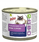 PRINS NATURECARE DIET CAT RENAL SUPPORT 200 GRAM