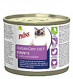 PRINS NATURECARE DIET CAT STRUVITE & CALCIUMOXALATE 200 GRAM