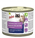 PRINS NATURECARE DIET CAT WEIGHT REDUCTION & DIABETIC 200 GRAM