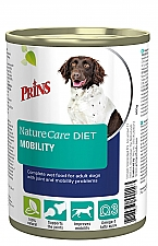 PRINS NATURECARE DIET DOG MOBILITY 400 GRAM