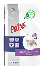 PRINS VITALCARE DIEET WEIGHT REDUCTION & DIABETIC 1,5KG