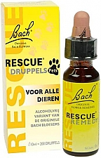 BACH RESCUE REMEDY DRUPPELS PETS (10 ML)