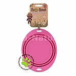BECO TRAVEL BOWL LARGE (PINK)