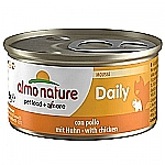 ALMO NATURE DAILY MOUSSE MET KIP (85 GRAM)