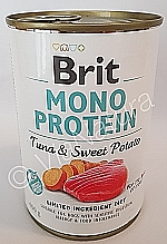 BRIT MONO PROTEIN TUNA & SWEET POTATO (400 GRAM)