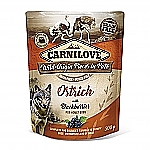 CARNILOVE INTO THE WILD OSTRICH WITH BLACKBERRIES (300 GRAM)