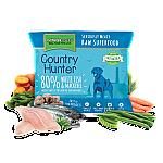 NATURES MENU COUNTRY HUNTER FROZEN WHITE FISH & MACKEREL (1 KG)