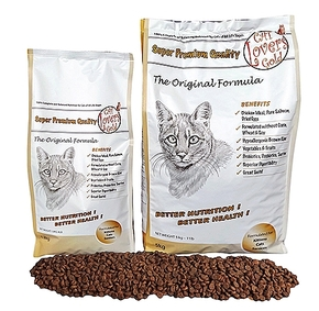 CAT LOVERS GOLD ORIGINAL (1,8 KG)