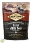 CARNILOVE INTO THE WILD LAMB & WILD BOAR ADULT (1,5 KG)