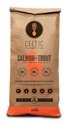 CELTIC CONNECTION SALMON & TROUT (12 KG)