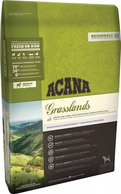 ACANA REGIONALS GRASSLANDS DOG (2 KG)
