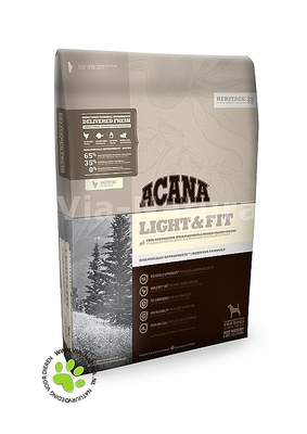 ACANA HERITAGE LIGHT & FIT DOG (6 KG)