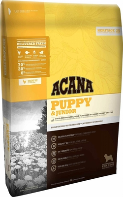 ACANA HERITAGE PUPPY & JUNIOR (11,4 KG)