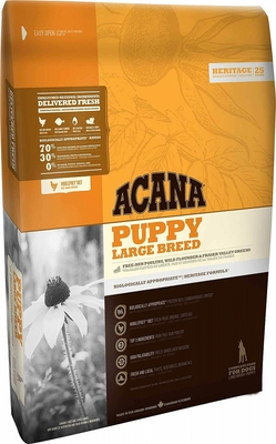 ACANA HERITAGE PUPPY LARGE BREED (17KG)