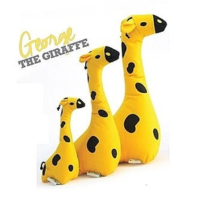 BECO PLUSH TOY GIRAFFE (MEDIUM)