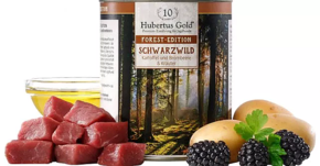 HUBERTUS GOLD MENU FOREST-EDITION SCHWARZWILD (800 GR)