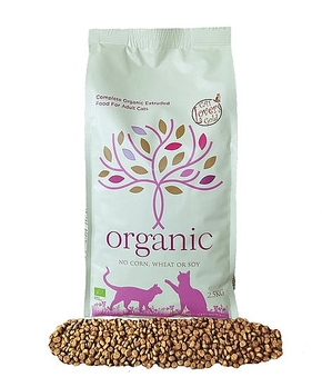 CAT LOVERS GOLD ORGANIC (2,5 KG)